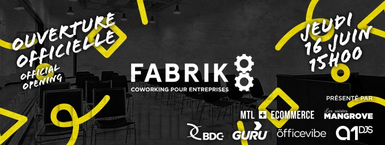 FABRIK8 – GRAND OPENING EVENT – JUNE 16th FROM 3.00 PM!