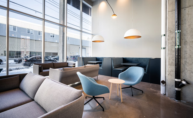 Lounge & Café